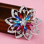 Colorful Flower Brooch(Random Color) – EUR € 4.59