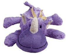 KONG Cozie Plush Dog Toy - Rosie The Rhino