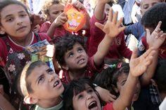 Camps de réfugiés en Syrie