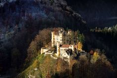 Castle Hohenschwangau, Germany - Speedway1/Getty Images