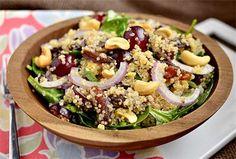 Image from http://blog.rateyourburn.com/blog/Uploads/quinoa-salad-with-cashews-grapes-n-fresh-basil.jpg.