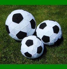 c9a0147e859 Make one for your favorite soccer fan! Fun Soccerball – Futbol