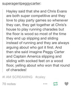 YES! Hayley is the best!