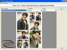 Rogai Info software - Details for Pos Multiple Image Printing Wizard Best Photo Editing Software, Professional Photo Editor, Layout Template, Templates, Edit Your Photos, Multiple Images, Print Layout, Photography Tips, Cool Photos