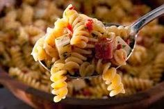 international cuisine restaurant: pasta recipe
