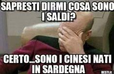 Io non sono salda ma sarda😂 Funny Video Memes, Funny Jokes, Funny Images, Funny Pictures, Italian Memes, Funny Twilight, Funny Phrases, Funny Messages, Funny Pins