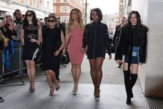 Dinah Jane, Ally Brooke, Fifth Harmony, Skater Skirt, Singer, Dresses, Style, Photos, Fashion