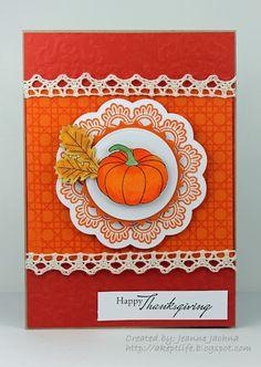 A Kept Life: WMSC #112 - Happy Thanksgiving