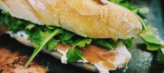 Italian Train Station Sandwich