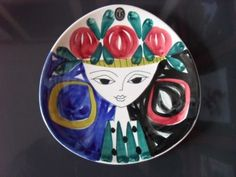 Dish by Inger Waage for Stavangerflint