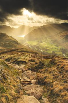 Lake District, England by David Kirkup