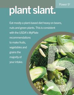 Plant Slant  Beans, including fava, black, soy and lentils, are the cornerstone of most centenarian diets. Meat—mostly pork—is eaten on average only five times per month.  Serving sizes are 3-4 oz., about the size of deck or cards.
