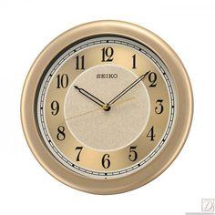 Wanduhr Seiko Kunststoff 0cm - Stunde für Stunde begleitet Sie diese schöne Wanduhr durch den Tag. Dekorativ und in modernem Design lässt Sie diese Uhr die Zeit nicht mehr aus dem Auge verlieren.