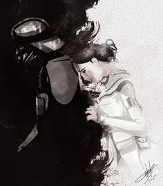 """""""Vader's Conscience"""" - fuck.....the feels."""