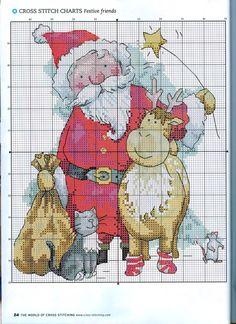 Gallery.ru / Фото #24 - The world of cross stitching 145 - tymannost