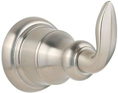 Pfister Avalon Robe Hook Brushed Nickel * Check this awesome product by going to the link at the image.Note:It is affiliate link to Amazon. #HomeimprovementTool