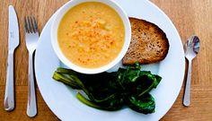 Soupe aux pois #recettesduqc #soupe #pois