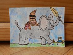 Nursery elephant art  Harry Potter Sorting by CuteCreationsByLea, $8.00