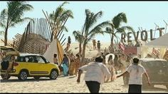 "FIAT USA - Mirage - New FIAT 500L TV commercial ft. Sean ""Diddy"" Combs"