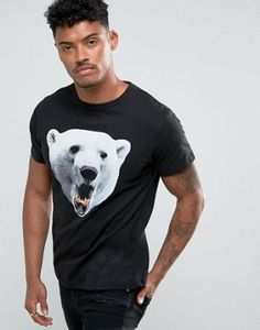 Discover the latest fashion & trends in menswear & womenswear at ASOS. Shop our collection of clothes, accessories, beauty & Asos Online Shopping, Online Shopping Clothes, Latest Fashion Clothes, Latest Fashion Trends, Bear T Shirt, Polar Bear, Mens Fashion, Clothes For Women, My Style