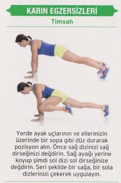 Göbek eritme hareketleri Having a fit and fit body is desirable by everyone. Pilates Workout, Yoga Pilates, Pilates Training, Workout Dvds, Gym Workouts, At Home Workouts, Home Exercise Program, Do Exercise, Workout Programs