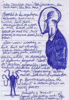 journal sur le slenderman 3