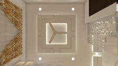 Here you will find photos of interior design ideas. Get inspired! Best False Ceiling Designs, False Ceiling For Hall, Simple False Ceiling Design, Gypsum Ceiling Design, Interior Ceiling Design, House Ceiling Design, False Ceiling Living Room, Ceiling Design Living Room, Bedroom False Ceiling Design