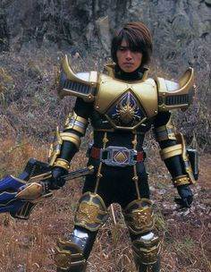 Kamen Rider Blade King Form by Kamen-Riders on DeviantArt