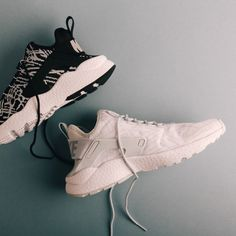 """""""Or if you're more into new school the Nike Air Huarache Run Ultra Jacquards' have just landed in-store and online now for the ladies @goodasgoldsneakers !"""""""