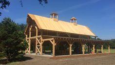 Image result for timber frame storage building