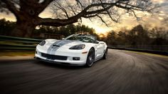 2013 Chevrolet Corvette 427 Convertible featuring handcrafted LS7 engine, which delivers 505 horsepower!