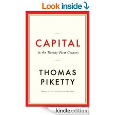 The main driver of inequality--returns on capital that exceed the rate of economic growth--is again threatening to generate extreme discontent and undermine democratic values. Thomas Piketty's findings in this ambitious, original, rigorous work will transform debate and set the agenda for the next generation of thought about wealth and inequality.