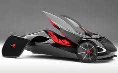 concept mc laren 100% électrique prévu pour 2015