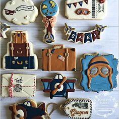 Travel/Adventure cookies
