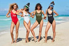 Calzedonia Launches Customized Swimsuits for Summer Runway Fashion, Fashion News, Fashion Models, Fashion Show, Fashion Design, Women's Fashion, Marie Claire, Bikini Vintage, Donia