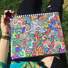 Behind The Scenes By trippydraws Hippie Drawing, Hippie Painting, Trippy Painting, Neon Painting, Hippie Art, Psychedelic Drawings, Trippy Drawings, Art Drawings Sketches, Psychadelic Art