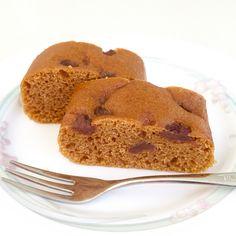 素朴な味わいの蒸しケーキ|フレック フリーカット しっとり黒糖蒸しケーキ