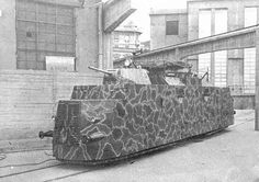 The Libli is an armored Italian railcar used by the Army during World War II. Main Armament 2 × 47/32mm Field & AT Gun. Secondary Armament 6×Breda Mod.382. Brixia Mortar Mod.35 ×2 Flamethrower Mod.40. 1×Breda 20/65 Mod.1935. 4×Breda Mod.38 Armor 13mm.