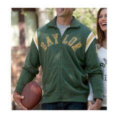 Baylor stadium track jacket
