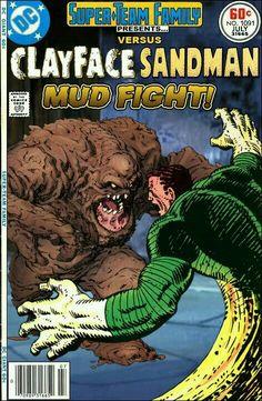 Super-Team Family: The Lost Issues! Old Comic Books, Comic Book Covers, Comic Book Heroes, Old Comics, Dc Comics Art, Vintage Comics, Marvel Comics Superheroes, Marvel Characters, Marvel And Dc Crossover