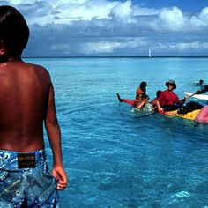 Check out this slideshow Fishing, Coconuts,
