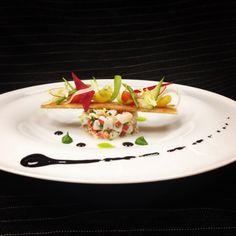 Sea food Tartare ...