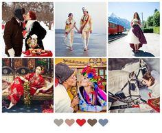 Ethnical weddings