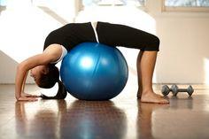Προσφορά για μια μπάλα Pilates για άσκηση και χαλάρωση!http://www.tsibato.gr/category/pilates