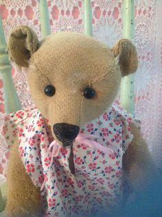13 antique Steiff teddy bear by bebesandbruins on Etsy