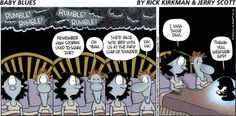 Baby Blues Cartoon for Aug/10/2014