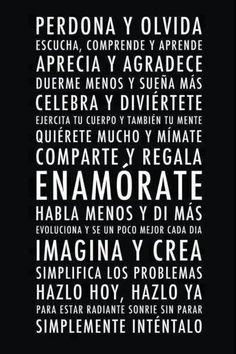Simplemente, inténtalo #Frases
