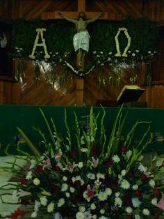 El santisimo y el altar
