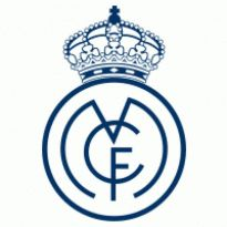 Real Madrid CF (old) Logo. Get this logo in Vector format from https://logovectors.net/real-madrid-cf-old-logo-3/