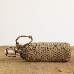 A Very Unusual Vintage French Rope Covered by thefrenchartisan, $59.00